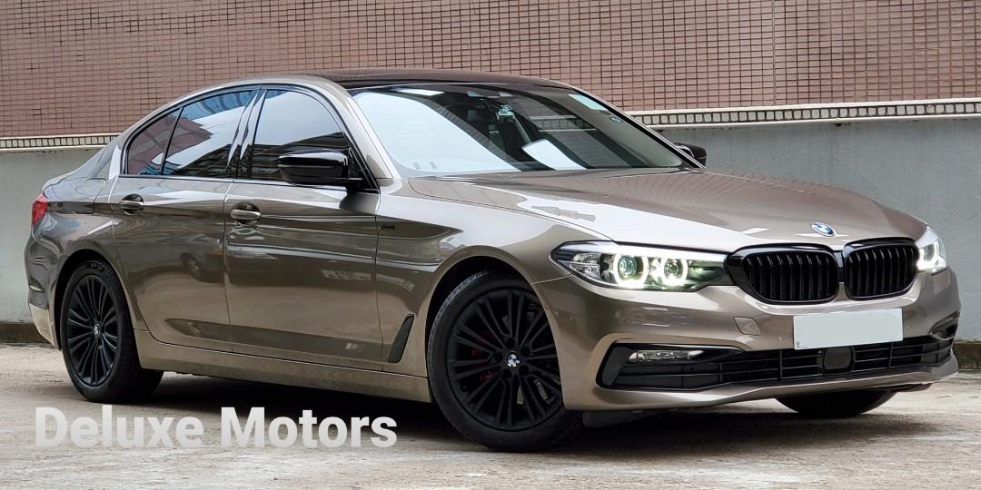 BMW 520d Sport Line Auto