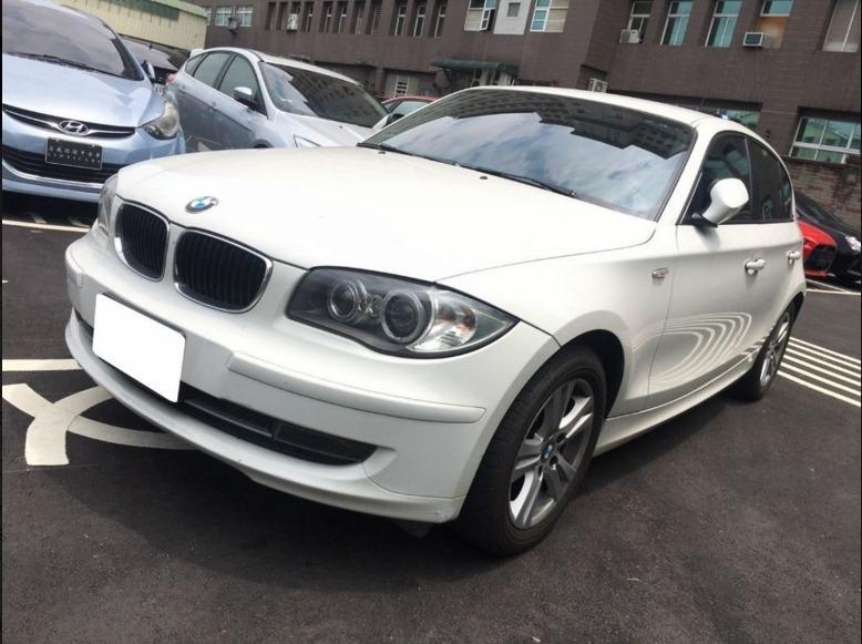 BMW 寶馬 118i