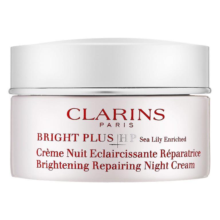 Clarins Bright Plus HP Brightening Repairing Night Cream - 50mL/1.7 oz.