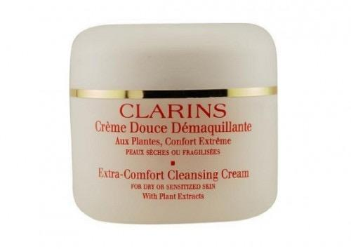 CLARINS Extra-Comfort Cleansing Cream with Plant Extracts - 40 mL/1.4 oz.
