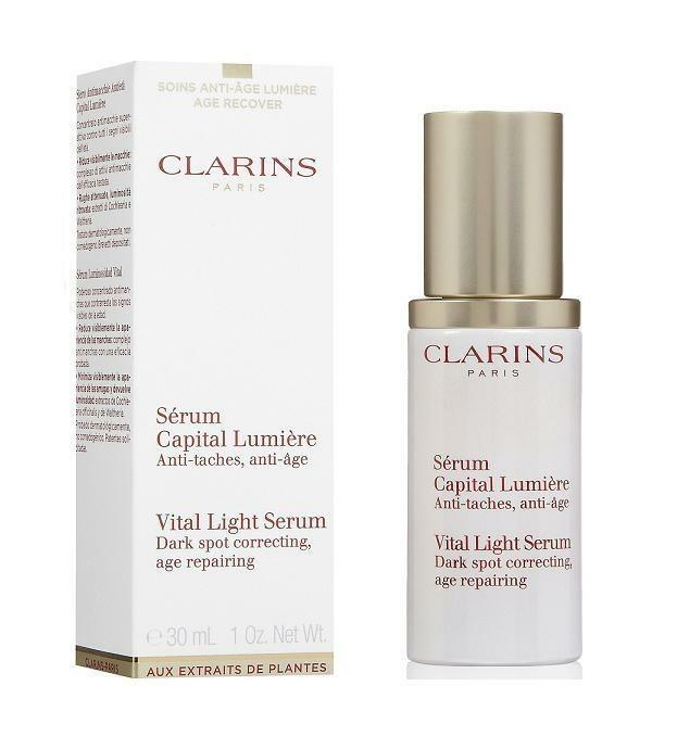 CLARINS Vital Light Serum Dark Spot Correcting, Age Repairing - 50mL/1.8 oz.