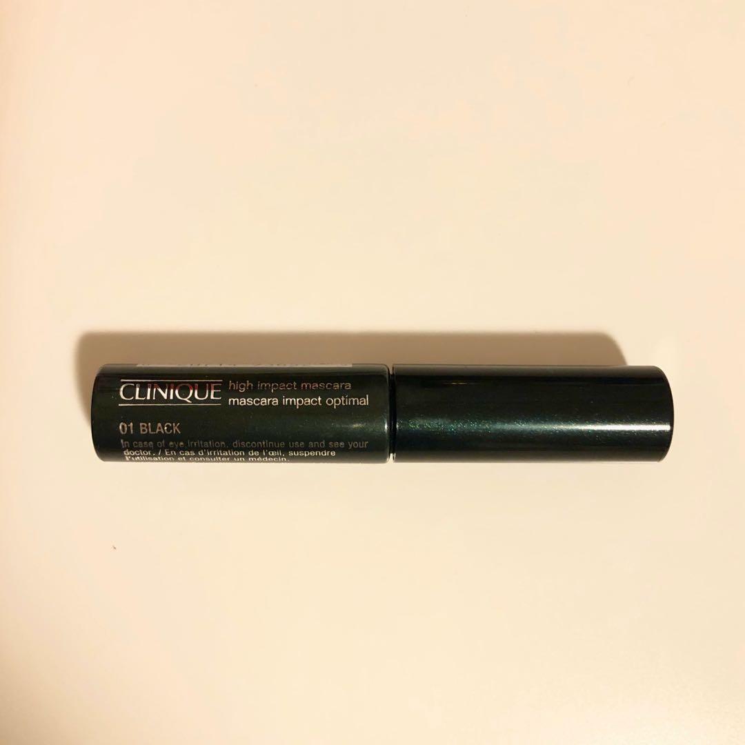 Clinique - High Impact Mascara in 01 Black (3.5ml)