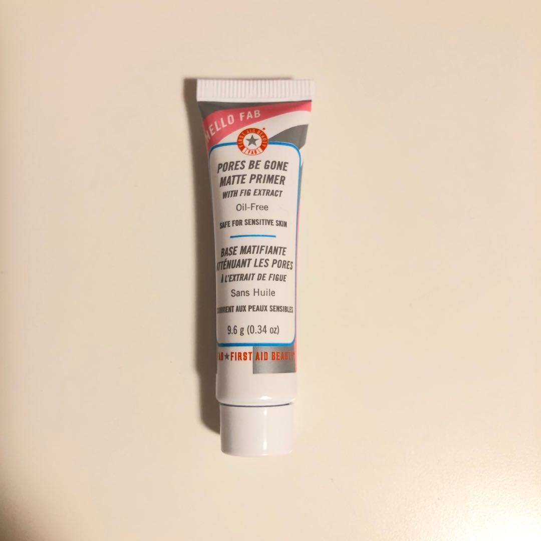 First Aid Beauty - Pores Be Gone Matte Primer (9.6g)