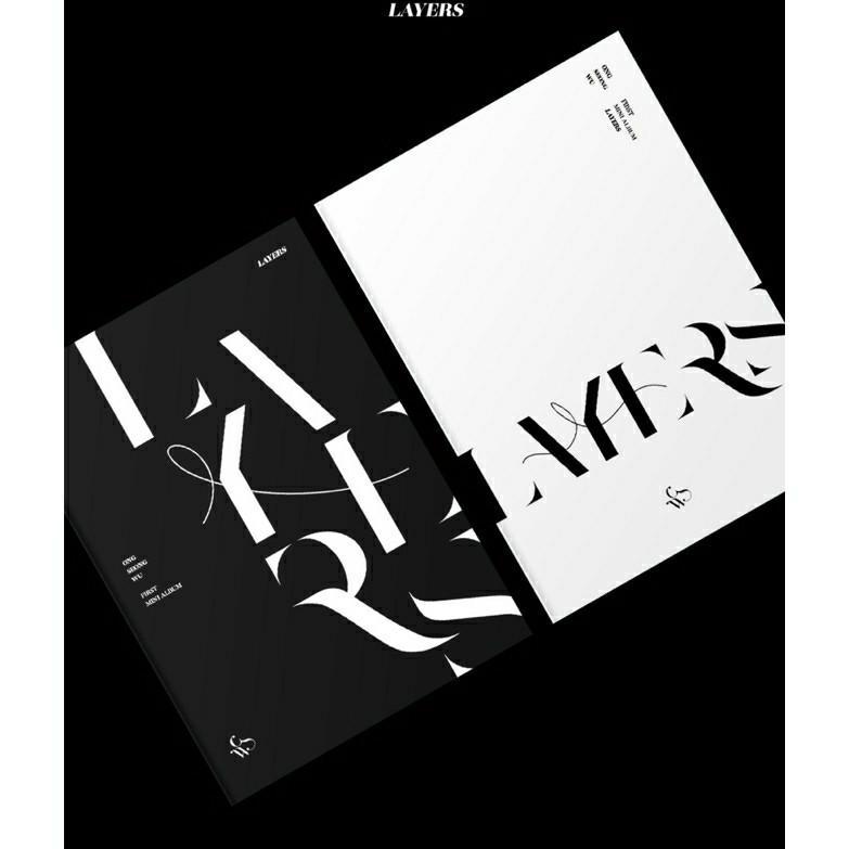 (FREE POSTAGE) Ong Seongwoo Ong Seongwu First Mini Album Layers