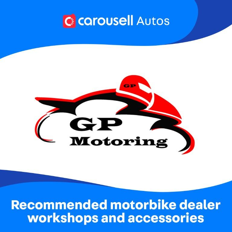 GP Motoring - Recommended Motorbike Dealers, workshops and accessories