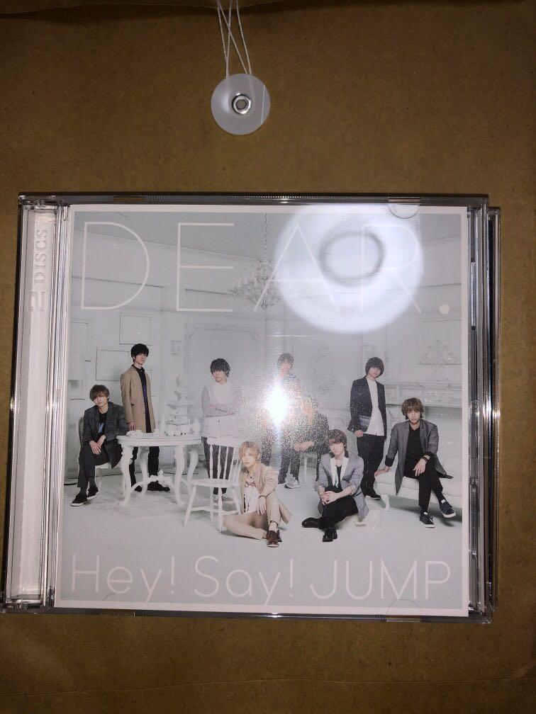 Hey say jump CD DVD