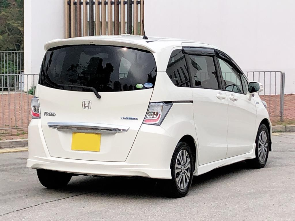 Honda    FREED HYBRID COOL 1.5   2013 Auto