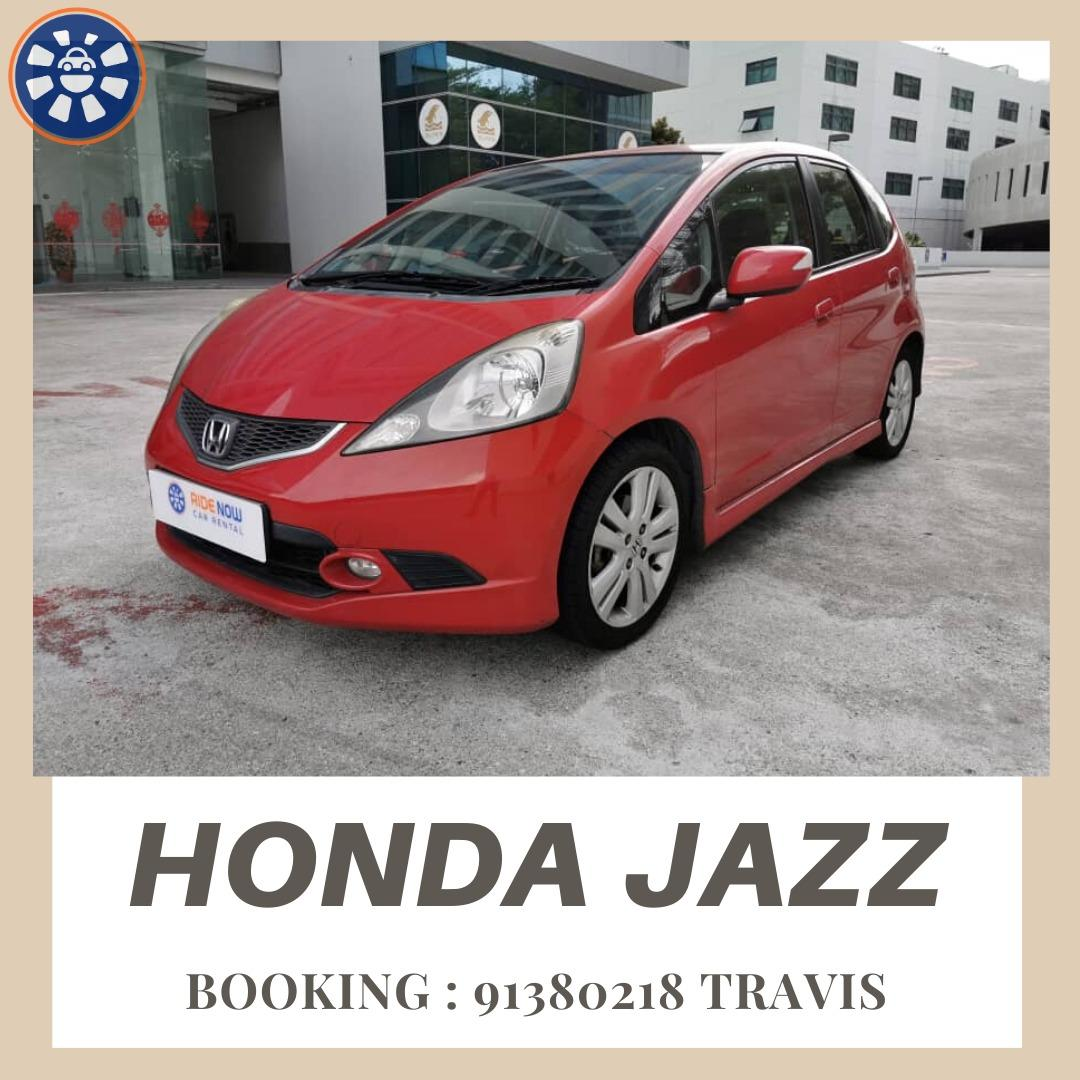 Honda Jazz 1.5A - Hatchback Popular Compact Hatchback - Perfect for New Drivers and Good Fuel Consumption!
