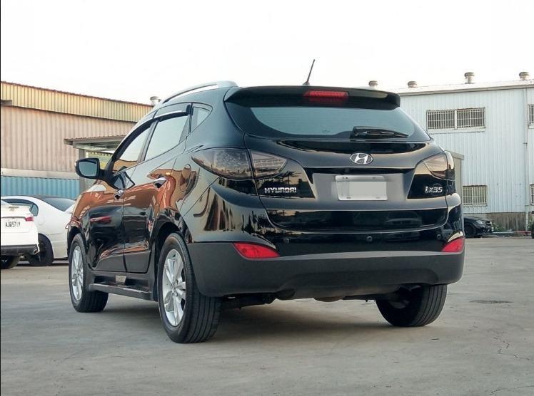 Hyundai 現代 ix35