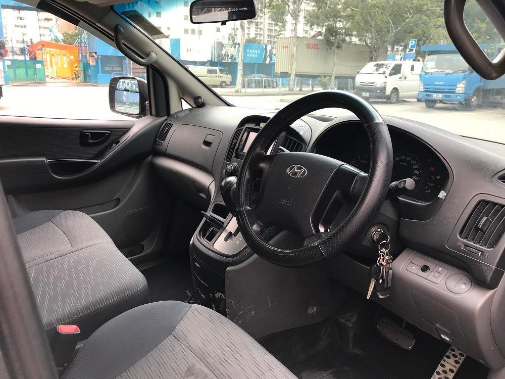 Hyundai H1 EURO 5 Auto