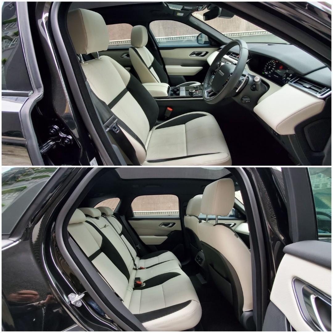 Land Rover Range Rover Velar 2.0 Si4 R-Dynamic (A)