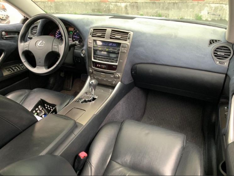 Lexus 凌志 IS 250   無保人 免頭款 超低月付 3999 起 強力貸款 強力過件