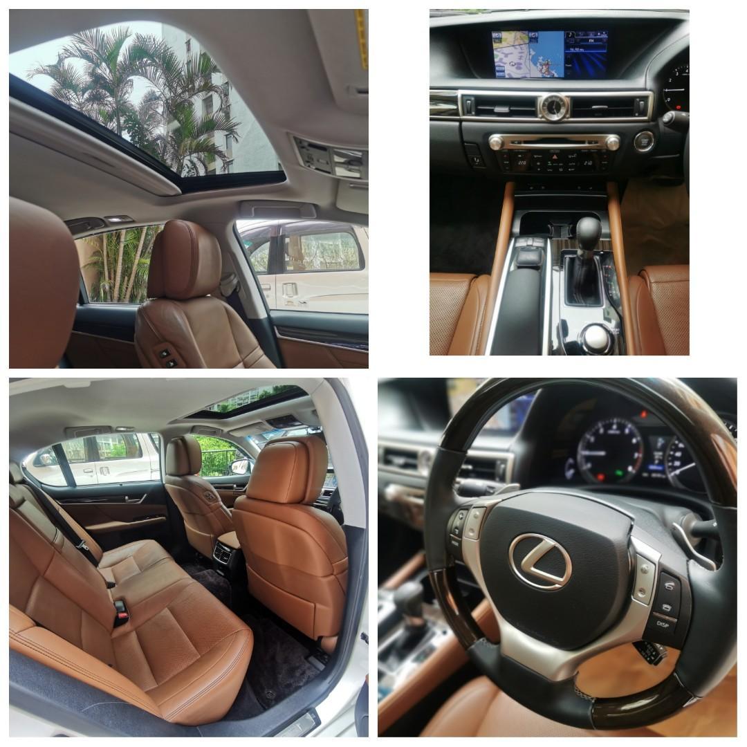 Lexus GS250 Ultimate Auto