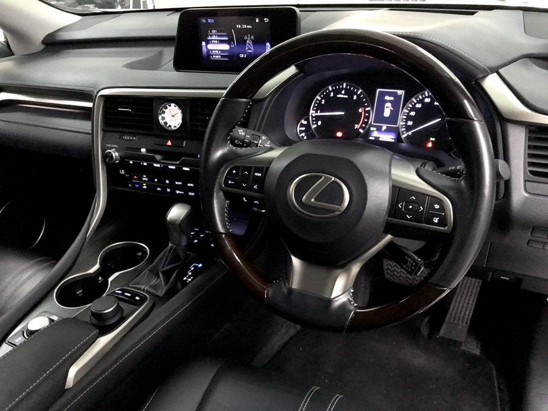 Lexus RX RX200T  Auto