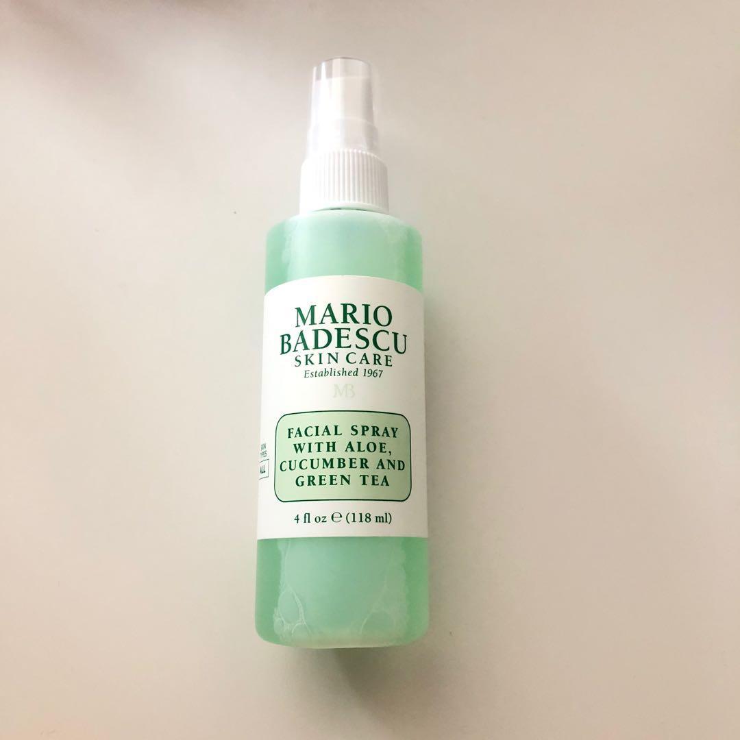 Mario Badescu - Facial Spray with Aloe, Cucumber & Green Tea (118ml)