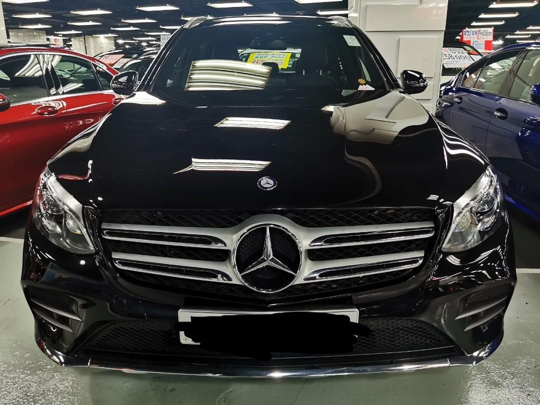 Mercedes-Benz CLC300 GLC 300 Auto