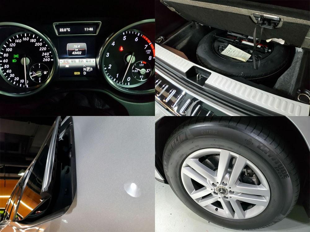 Mercedes-Benz GL500 GLS500 Auto