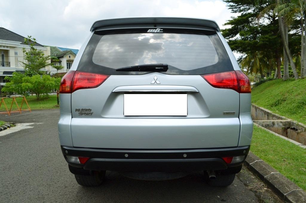 Mitsubishi Pajero Exceed Diesel 2010 Gagah Istimewa (Tdp 10Jt)