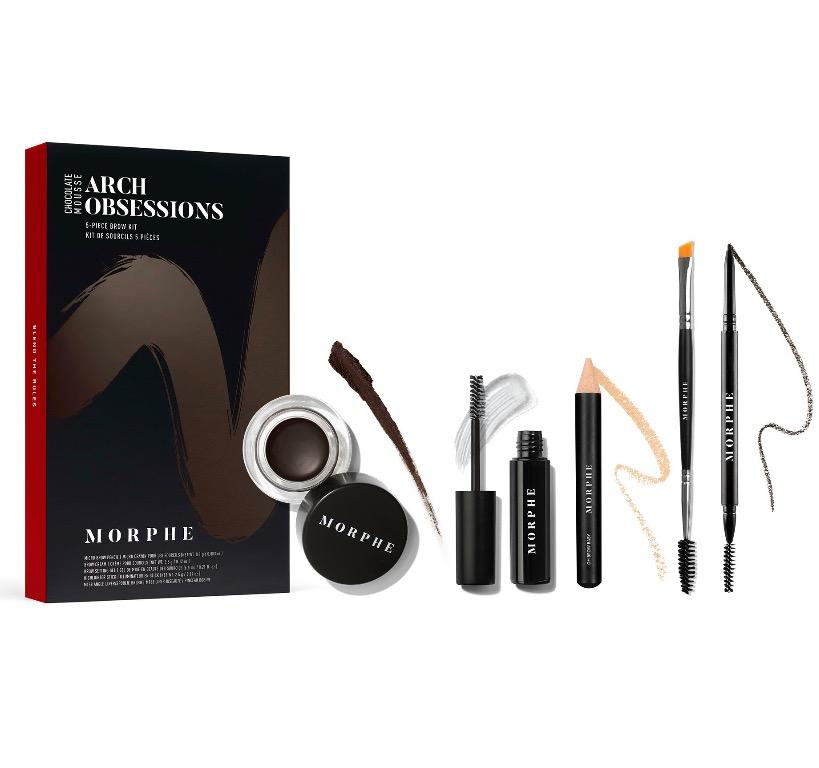 Morphe ARCH OBSESSIONS BROW KIT - CHOCOLATE MOUSSE