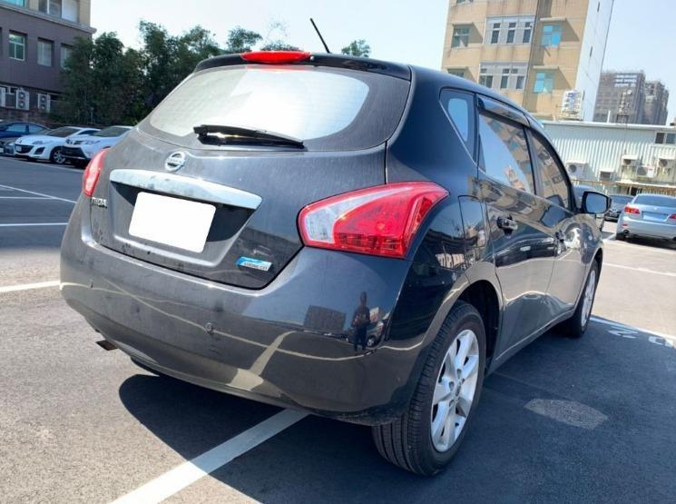 Nissan 日產 Tiida 5D