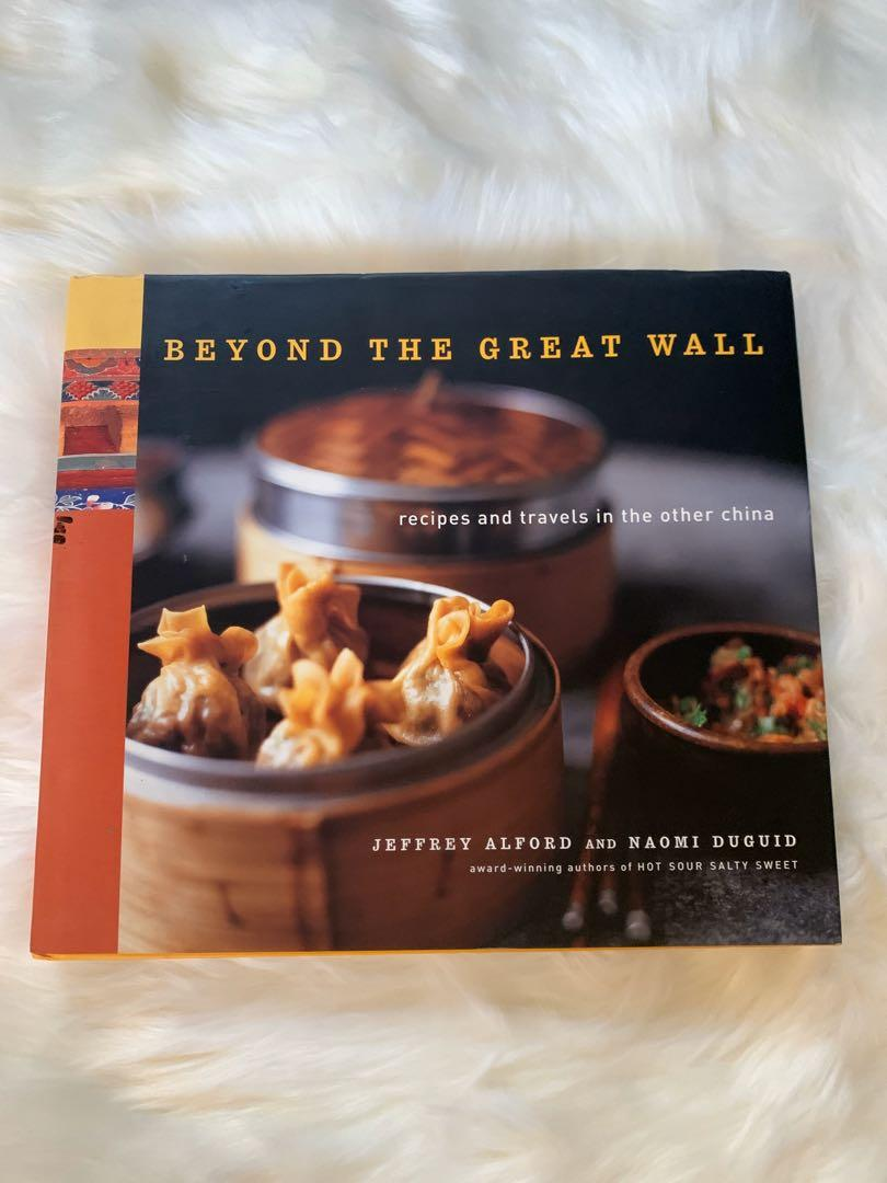 Nobu Now, Nobu West, The Chocolate and Coffee Bible, The Seven Stars Cookbook, Cypress, Gordon, Beyond the Great Wall