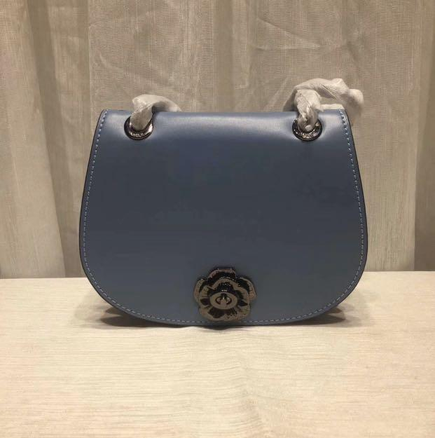 Ready Stock authentic coach women dual side use sling crossbody bag 76614