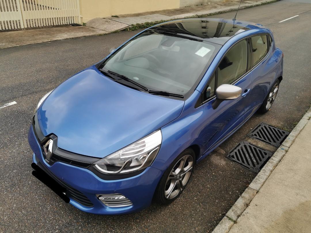 Renault Clio Gt Clio Gt Auto