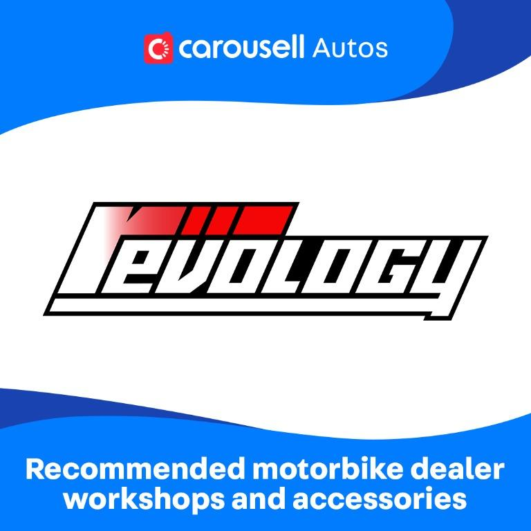 Revology Bikes - Recommended Motorbike Dealers, workshops and accessories