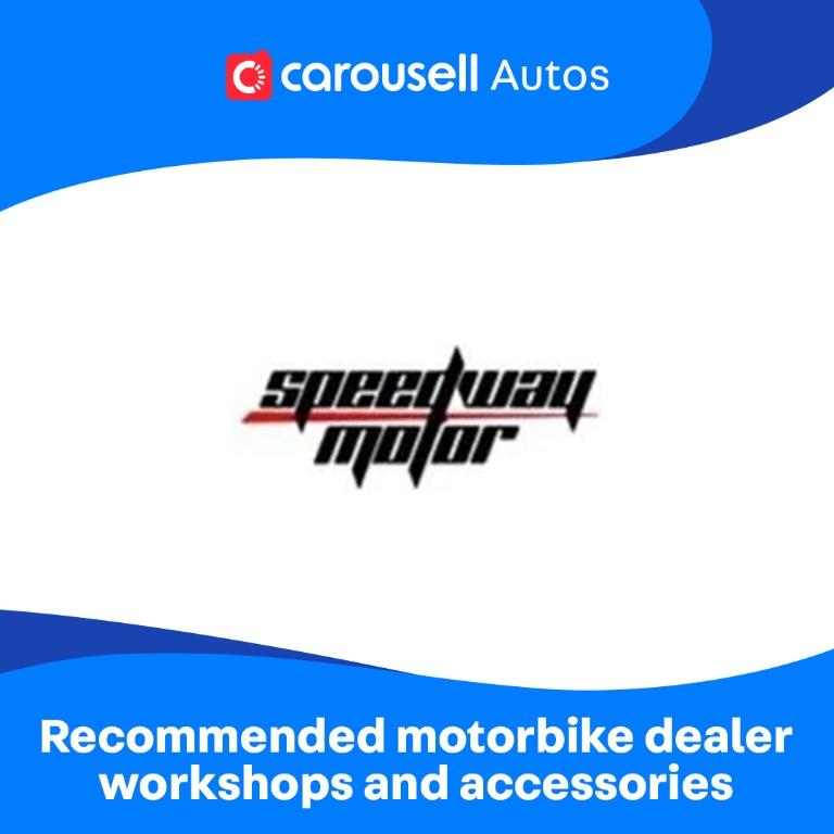 Speedway Motor - Recommended Motorbike Dealers, workshops and accessories