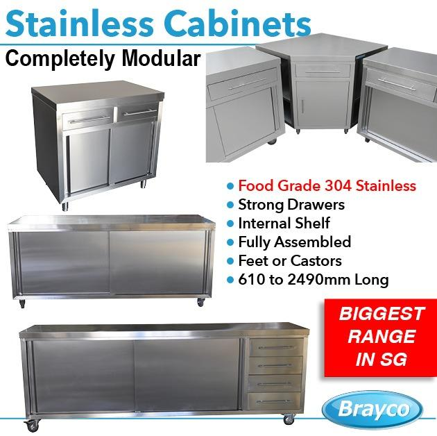 Stainless Steel Kitchen Cabinets For Sale Stainless Steel Kitchen Cabinets, Storage, Home Appliances