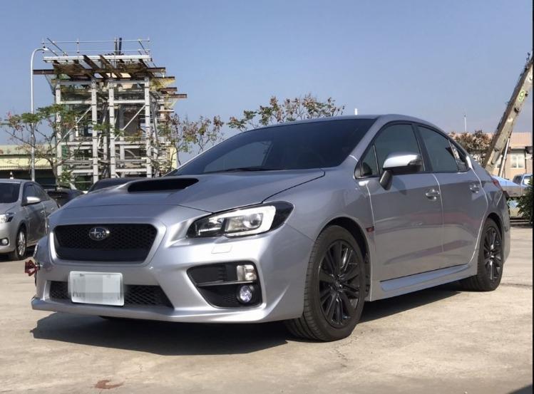 Subaru 速霸陸 WRX