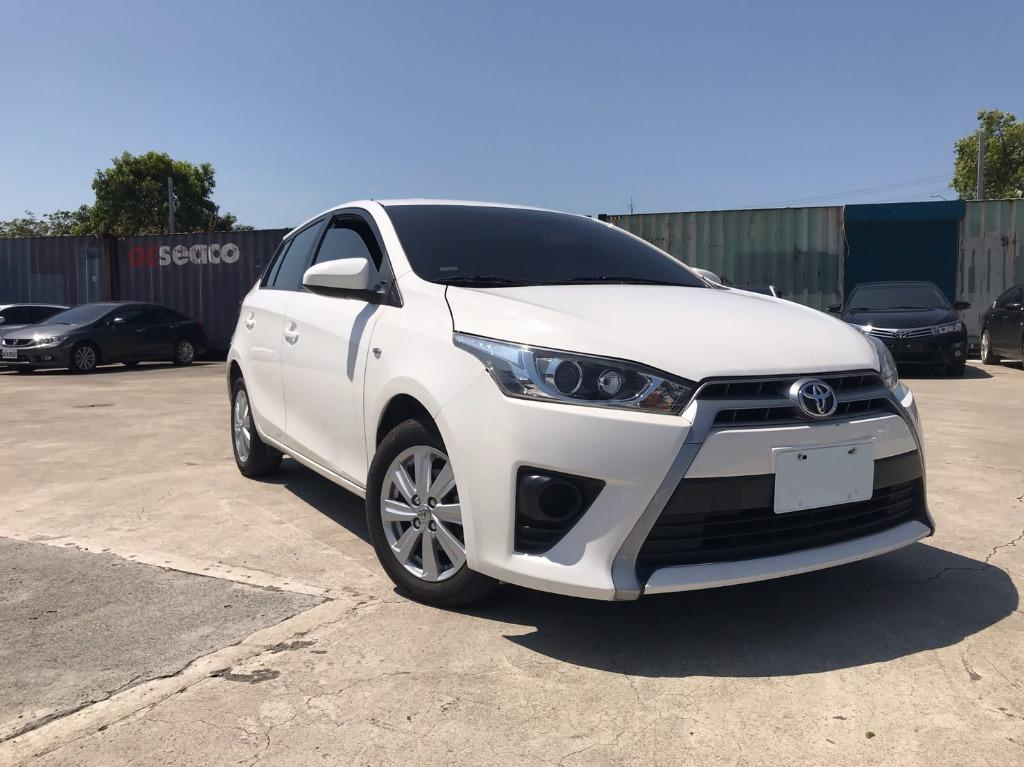 Toyota 豐田 Yaris