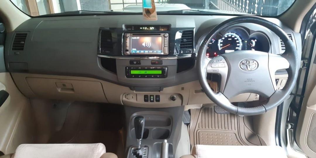 Toyota fortuner 2013 G tngn pertama dari baru pajero xpander avanza mobilio crv jazz livina
