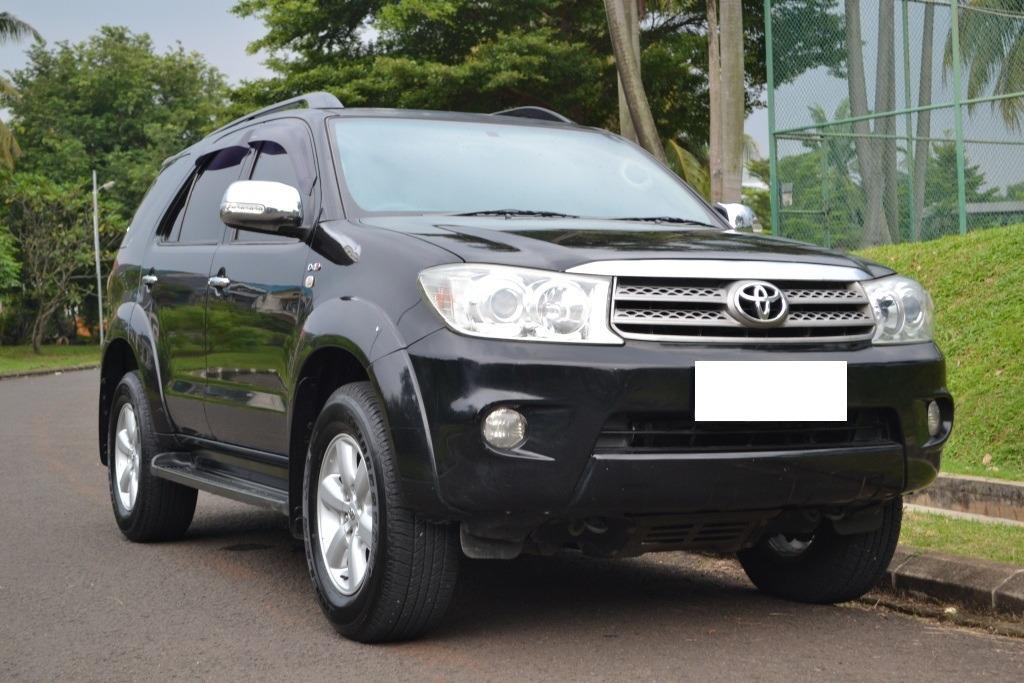 Toyota Fortuner G AT Diesel 2011 Murah Meriah Tdp 10Jt