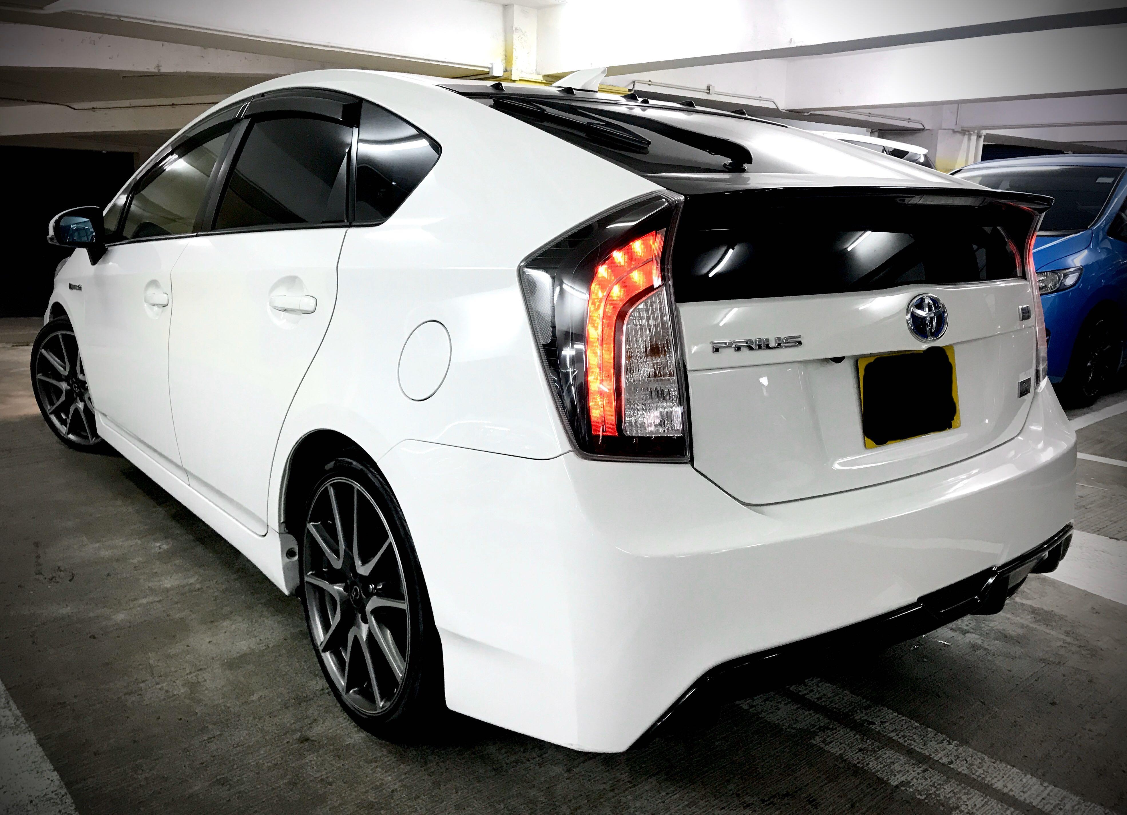 Toyota Prius 1.8 Hybrid GS Auto