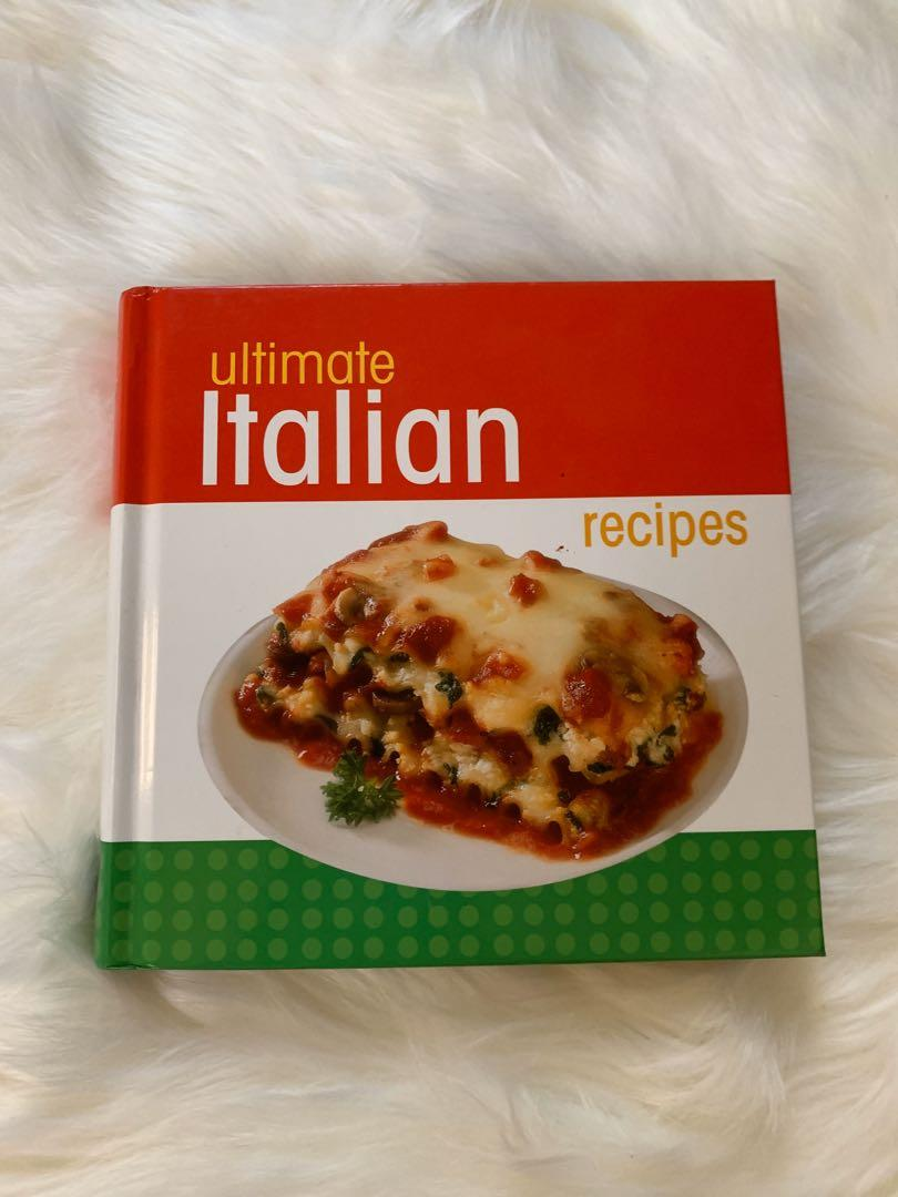 Via Mare, Potato Recipes, Cappuccino Cocktails, Carnival Creations, 50 Classic Rice Recipes, Thirsty Work, Countdown to Christmas, Ultimate Italian Recipes