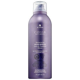ALTERNA HAIRCARE CAVIAR Anti-Aging Restructuring Bond Repair Leave-in Treatment Mousse
