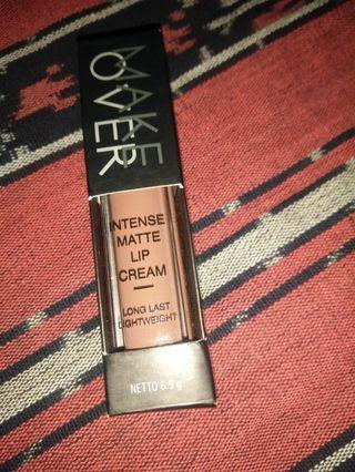 New Make over intense matte lip cream TURUN HARGA!!!