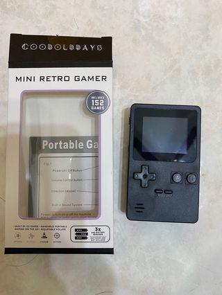 Mini retro gamer 遊戲機