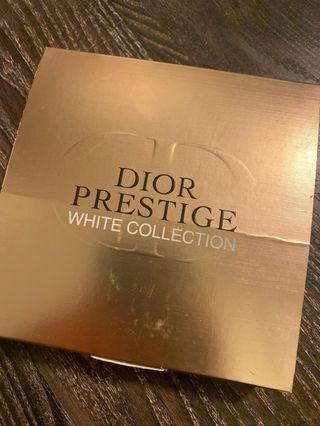 Dior prestige white collection