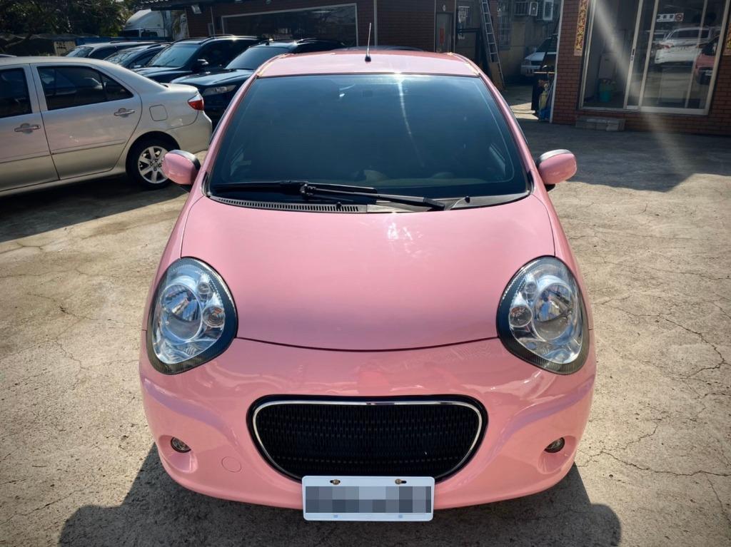 2010年  酷比 M car 1.3 粉色