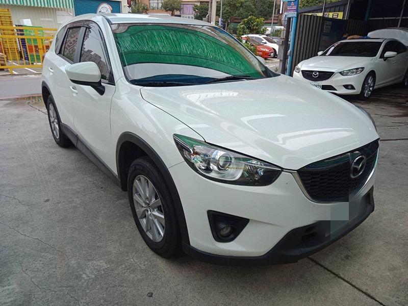 2013     CX-5   2WD   2.0  白