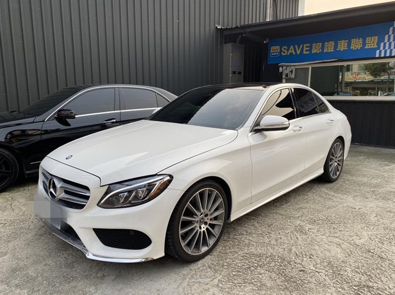 2015     c300   白