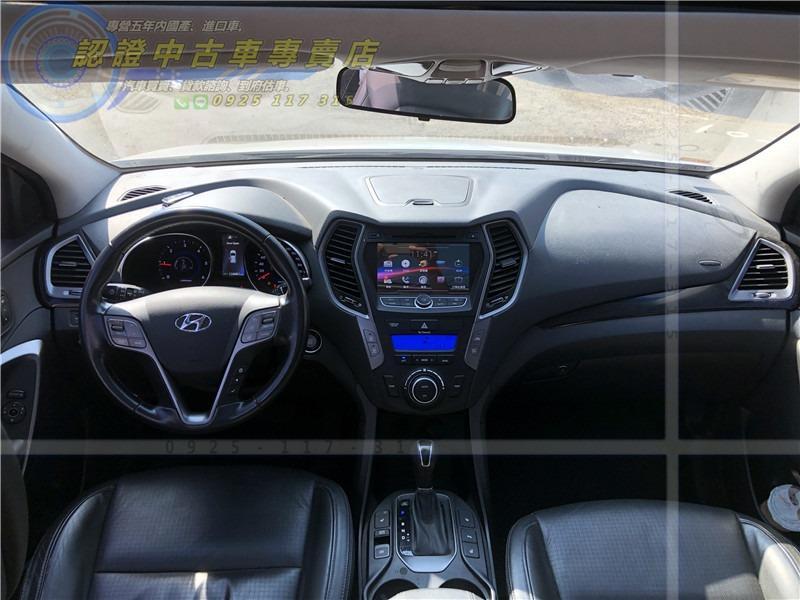 2016年 SANTA FE 柴油 4傳