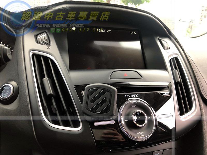 2018年 FOCUS  1.5T  5D  頂級 升級ST look全車套件 有天窗 全車精品改裝 買到賺到