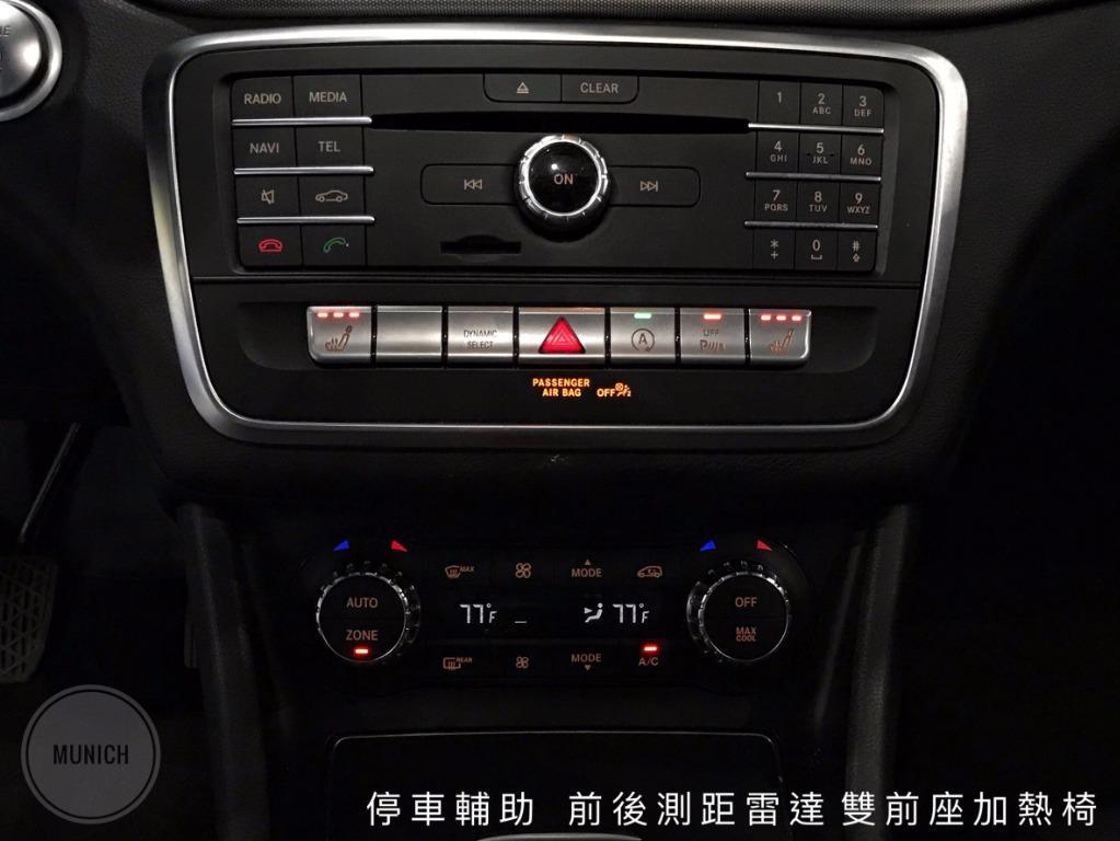 #7104 17年式 CLA250AMG 夜色套件 小改款 停車輔助前後雷達 H/K 摸門解鎖 CARPLAY
