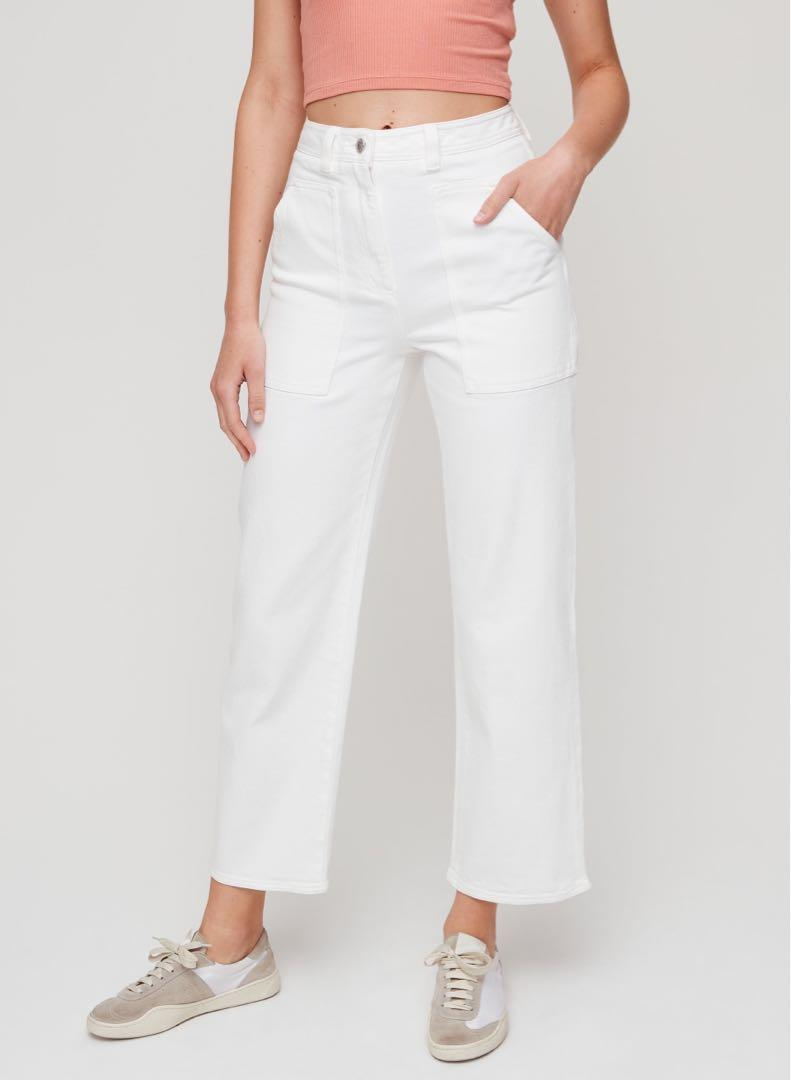 Aritzia a Wilfred after Modern Utility / Ryley Pant