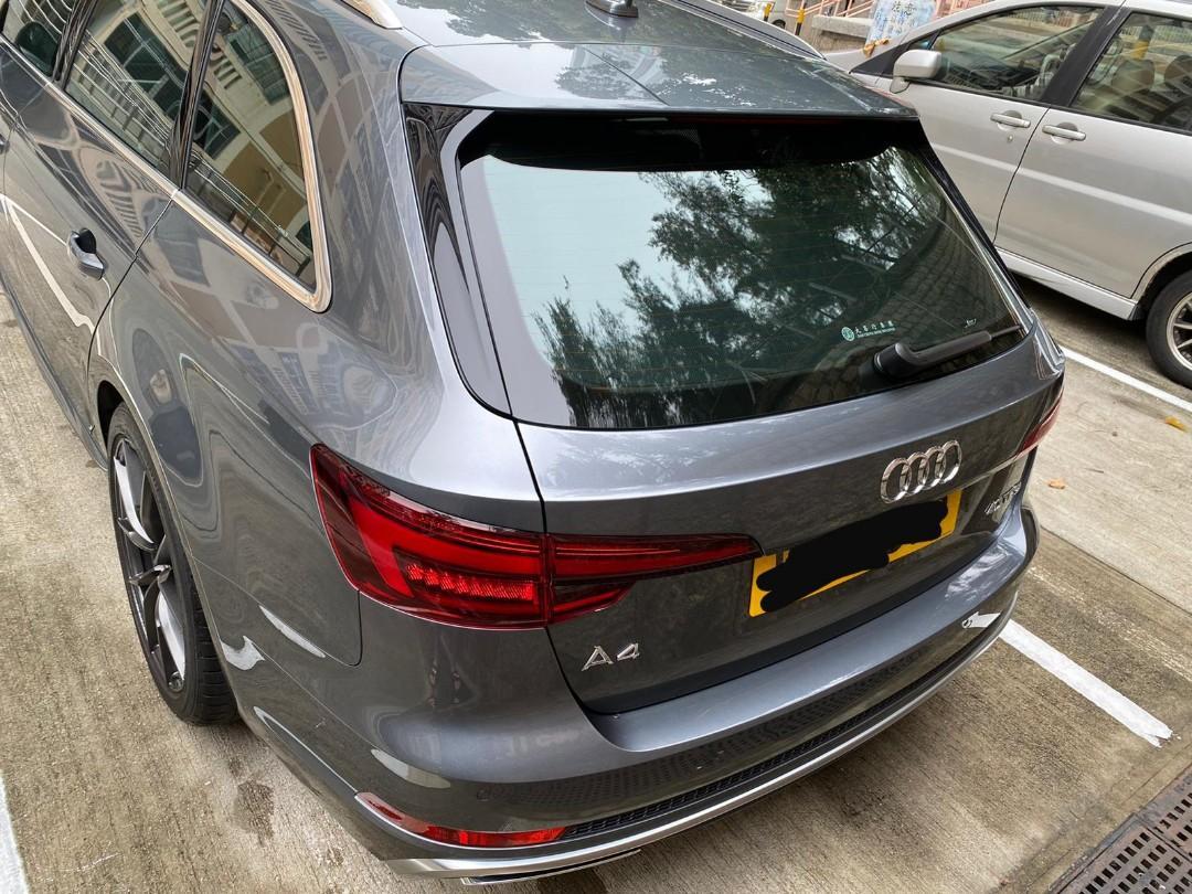 Audi A4 2.0T Avant 40 TFSI Auto