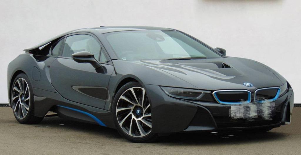 BMW i8   Auto