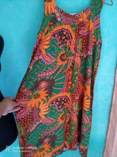 Daster batik size L like new